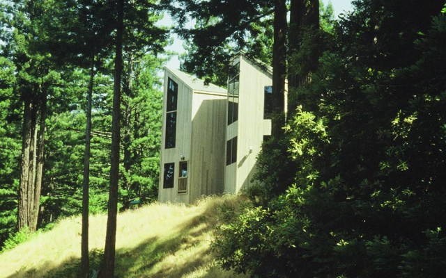 Sonoma County Architect Doug Murray - Dixon House, south elevation